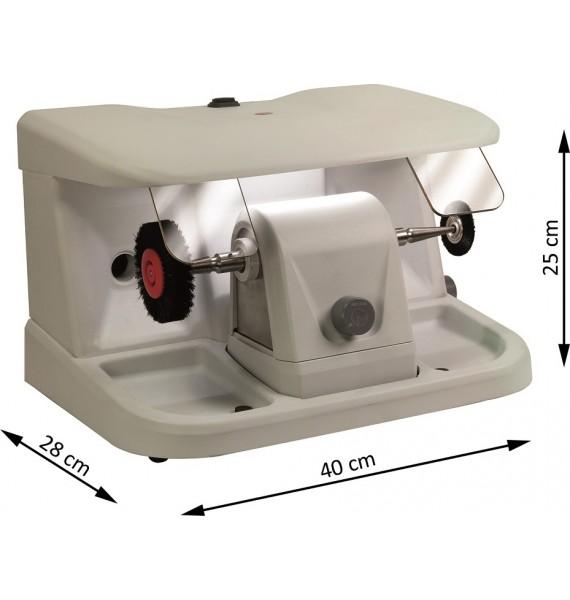 mini box z pochłanianiem pyłu i oświetleniem - sklep stomatologiczny oferujący materiały stomatologiczne oraz sprzęt stomatologiczny